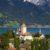 Jezioro czterech kantonów w Szwajcarii cz. 3